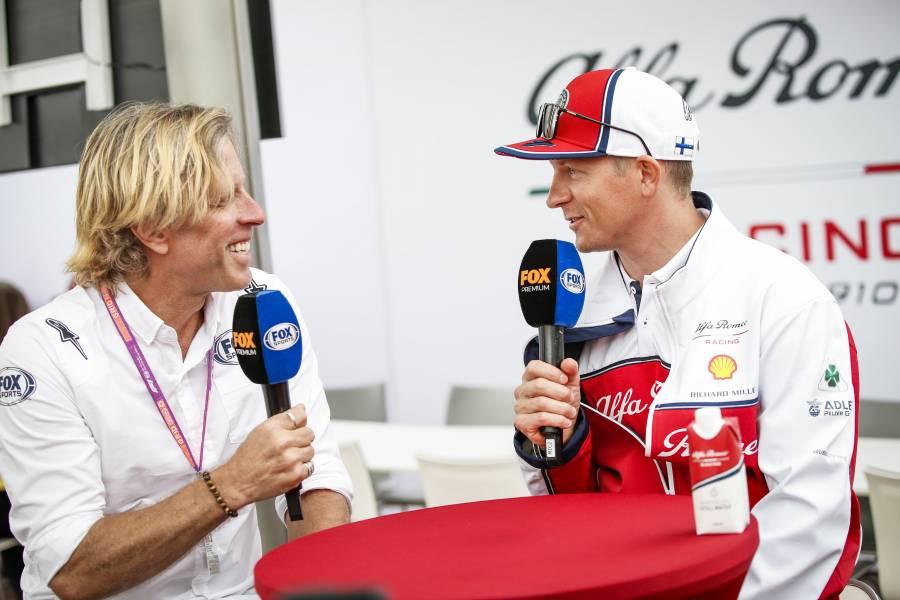 Proveedor oficial del equipo Alfa Romeo Racing
