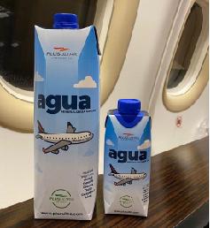 El agua en cartón de Plus Ultra es de Only Water