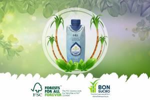 Agua en cartón plantbased